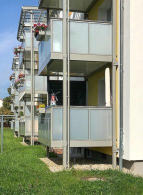 Gemütliche 2 Raum mit Balkon, 02785 Olbersdorf, Etagenwohnung